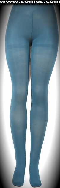 ADDITION ELLE stretch opaque colored microfiber Lycra tights
