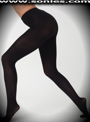 CanCan stretch opaque 40 denier tights