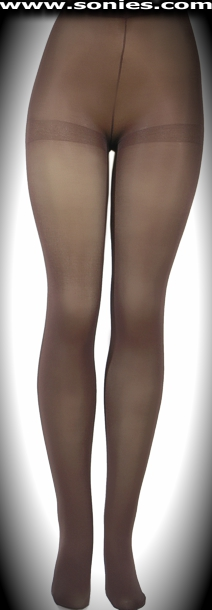 Plus size JESSICA stretch opaque microfiber knit Lycra tights