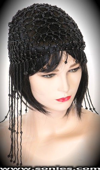 Magnificently crafted Sumaco Egyptian-style headpiece